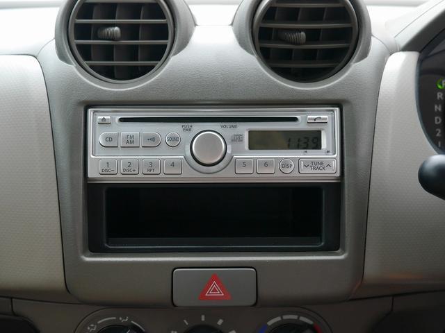 日産 ピノ S CDデッキ
