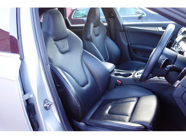 アウディ アウディ S4アバント ベースグレード  4WD 禁煙車 パノラマサンルーフ