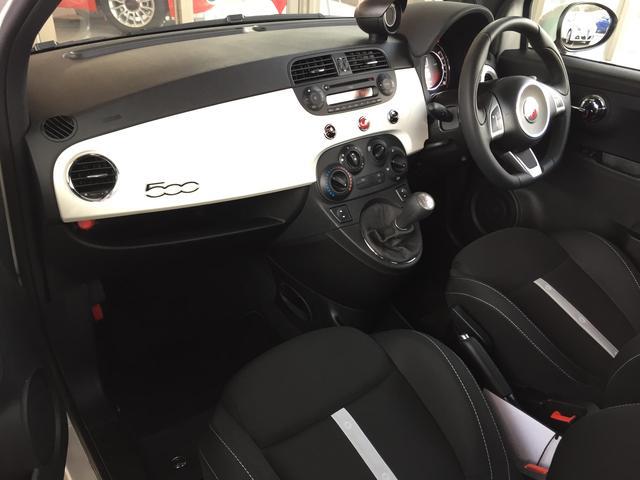 アバルト アバルト アバルト500 ベースグレード 5MT 新車保証