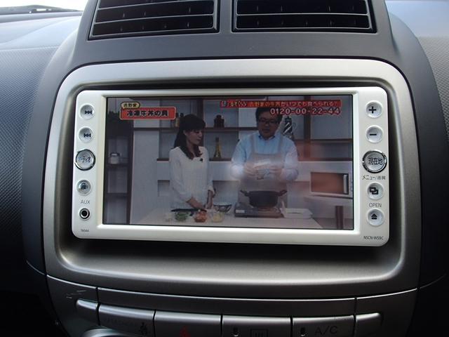 トヨタ パッソ X イロドリ 地デジナビ キセノンライト Goo鑑定車