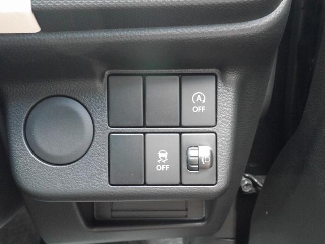 スズキ アルト L 届出済未使用車 ヒルホールドコントロール ESP
