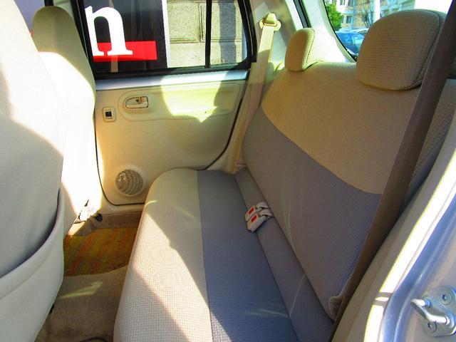 ダイハツ エッセ X タイミングチェーン車 キーレス エアバッグ ABS