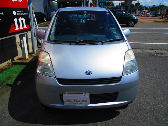 スズキ MRワゴン E タイミングチェーン車 ベンチシート ドアバイザー