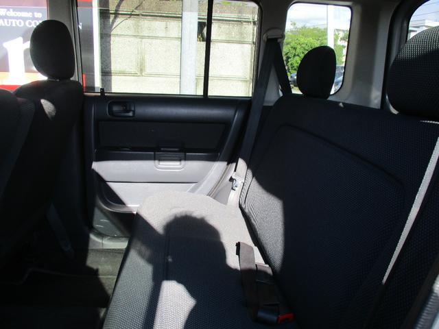 トヨタ bB Z Xバージョン 4WD タイミングチェーン車 ベンチシート