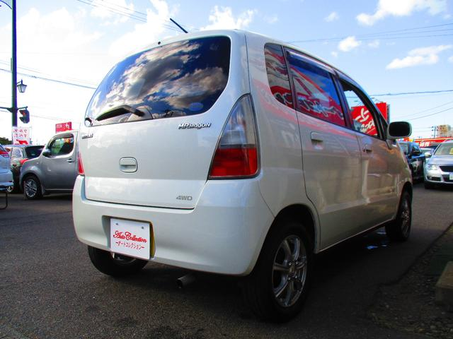 スズキ MRワゴン X 4WD キーレス タイミングチェーン車 CD MD