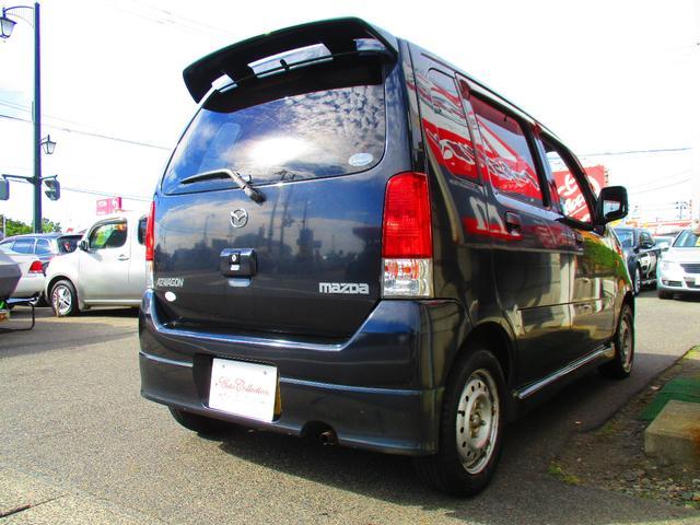 マツダ AZワゴン FZ キーレス ベンチシート タイミングチェーン車 CD