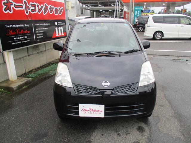 日産 モコ タイミングチェーン車 ABS キーレス 電動格納ミラー付