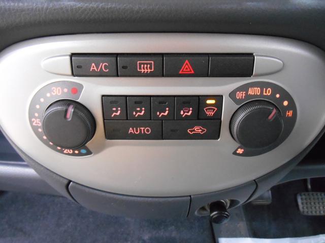 ダイハツ ムーヴラテ X ベンチシート オートエアコン ABS