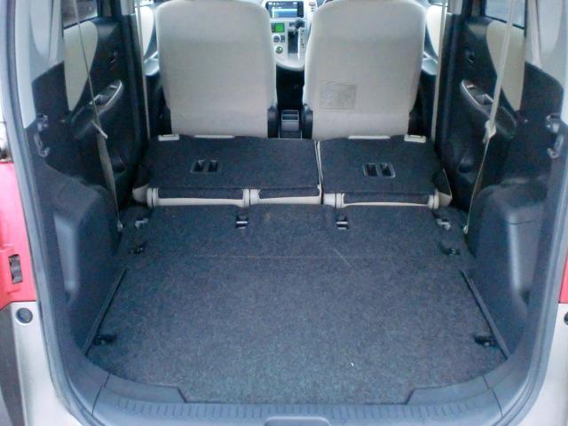 トヨタ ラクティス X Lパッケージ 純正HDDナビ フルセグ バックモニター