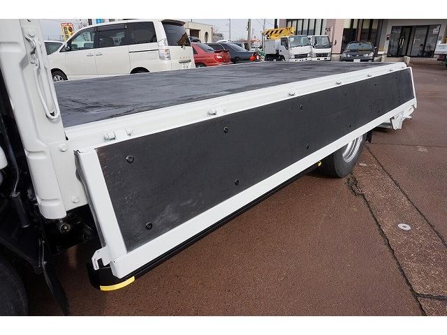 いすゞ エルフトラック .5t 高床 標準セミロング アーム式PG付