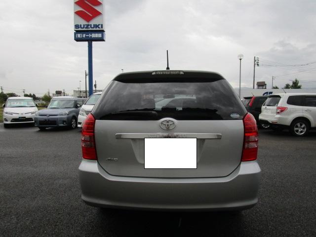 トヨタ ウィッシュ 4WD 1.8X