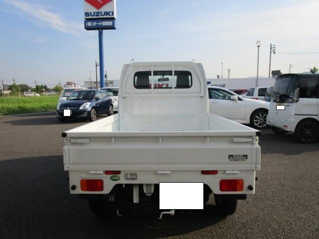スズキ キャリイトラック 4WD KCスペシャル エアコン・パワステ