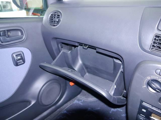 ダイハツ ミラ X 4WD 純正CDデッキ ABS