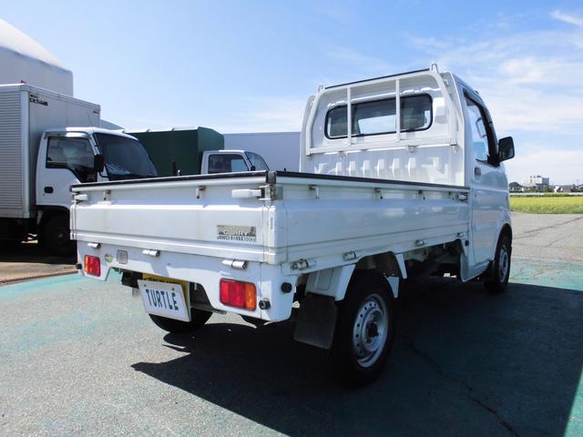 スズキ キャリイトラック 660 KCエアコン・パワステ3方開 4WD