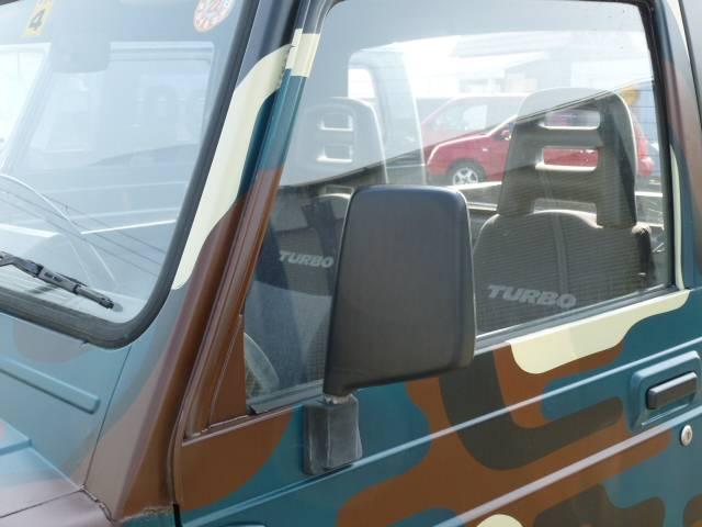 スズキ ジムニー HC カスタムピックアップ 4WDターボ 5速マニュアル