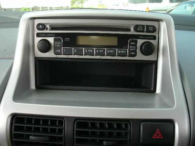 ホンダ ザッツ ベースグレード Wエアバッグ CD フル装備