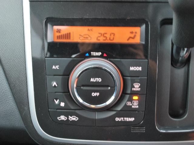 オートエアコン ドアミラーヒーター