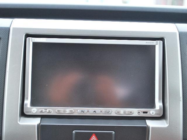 社外HDDナビ(クラリオン MAX670) DVD再生 音楽録音♪