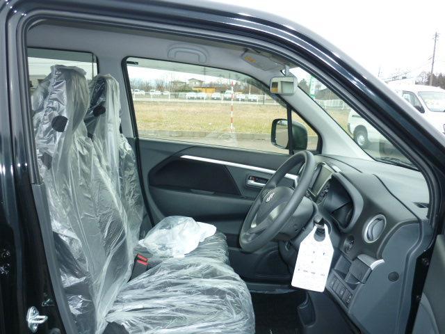スズキ ワゴンR FXリミテッド4WD 届出済未使用車 スマートキー