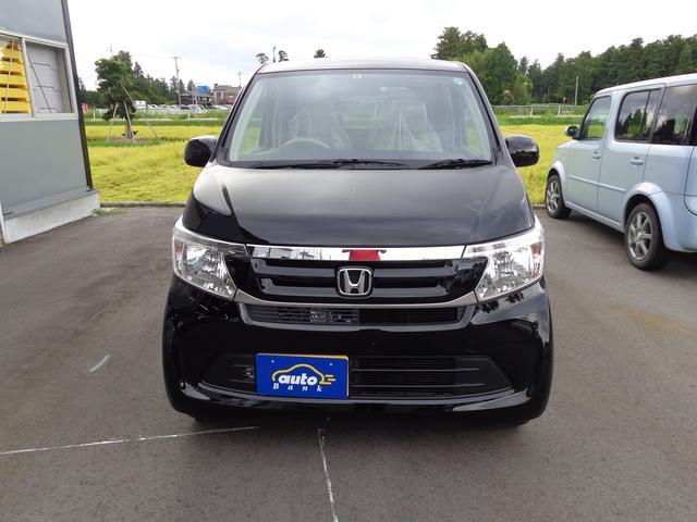ホンダ N−WGN C 4WD 届出済未使用車