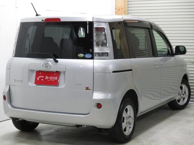 トヨタ シエンタ DICE4WD ワンオーナー自社買取 純正ナビ 純正アルミW