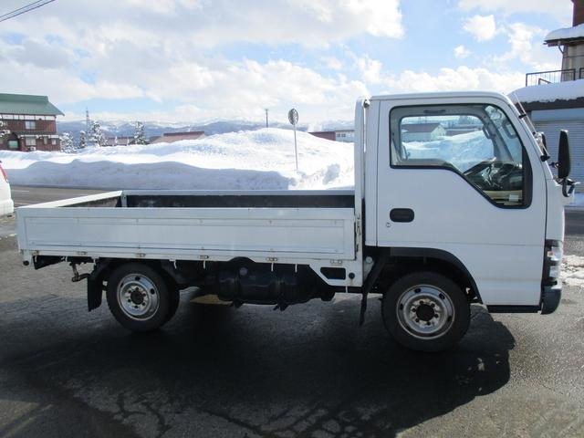 マツダ タイタントラック 4WD 3100D 1.25t リヤシングルタイヤ