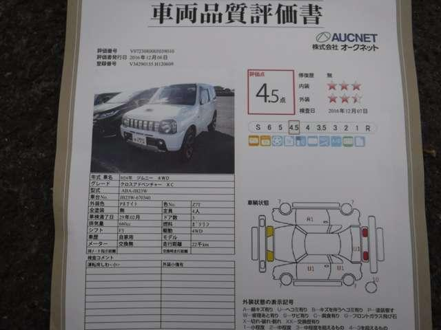 スズキ ジムニー 660 クロスアドベンチャー XC 4WD