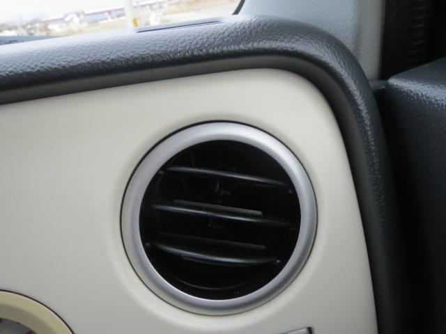 可愛らしいデザインですが、運転席へ空調の風をきちんと送ってくれます★