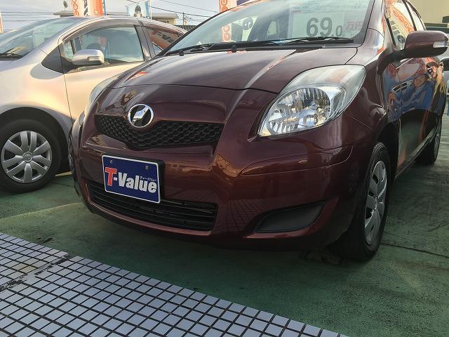 徳島県で中古車のコンパクトカーをお探しなら徳島トヨペットへ!ロングラン保証も付いてるから安心して中古車が買えますよ♪ 088−622−0416 までお気軽にご連絡下さい!!