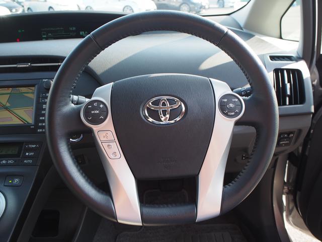 握りやすいハンドルです!!長時間の運転もつかれにくいです!!