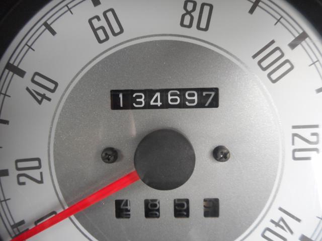走行距離135000km