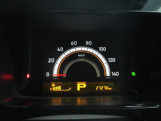 シンプルで見やすいメーター★燃費の確認もできます!