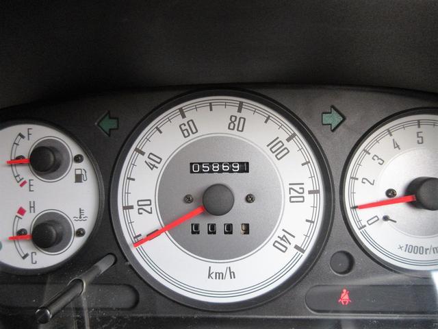 走行距離は58000キロ台です。これから長く乗りたいとお考えのお客様に特にお勧めです!アップルでは走行メーターのチェックもしっかり行っており、安心の実走行です♪