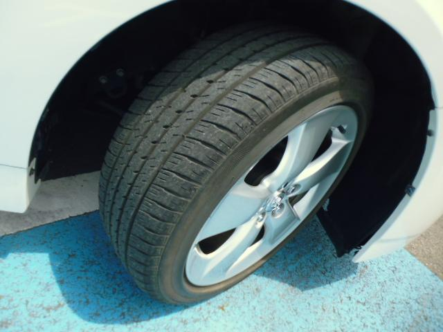 フロントタイヤ残り溝ですのでご確認下さい!
