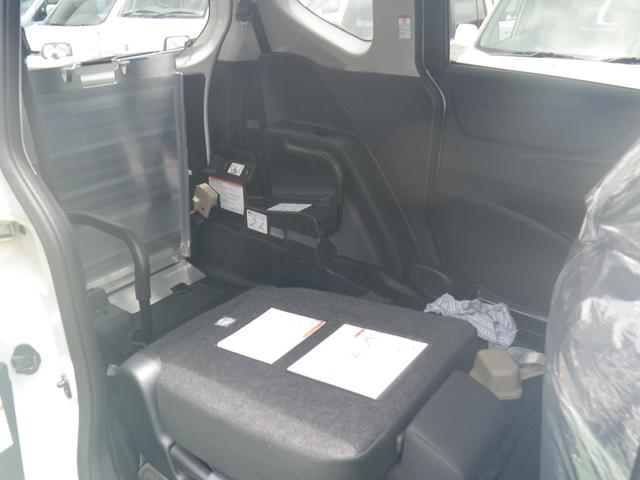 X 車いす仕様車 スローパー 福祉車両(17枚目)