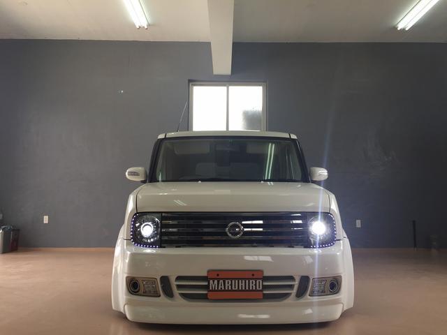 エアサス公認車輌でベタベタでカッコイイお車です。改造多数の為現状販売になりますが、不具合はありません。ちょっと遊び心でこの一台はいかがですか^^