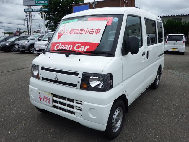 三菱 ミニキャブバン CD 4WD オートマ (車検整備付)