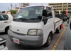 沖縄の中古車 三菱 デリカトラック 車両価格 37.5万円 リ済別 平成12年 3.6万K ホワイト