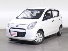 沖縄の中古車 スズキ アルト 車両価格 28.8万円 リ済別 平成22年 9.9万K ホワイト