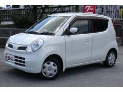 沖縄の中古車 日産 モコ 車両価格 39.8万円 リ済別 平成18年 5.4万K ホワイト