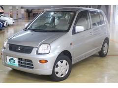 沖縄の中古車 三菱 ミニカ 車両価格 34.8万円 リ済別 平成19年 2.9万K シルバー