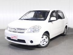 沖縄の中古車 トヨタ ラウム 車両価格 29.8万円 リ済別 平成16年 2.5万K ホワイト