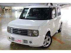 沖縄の中古車 日産 キューブキュービック 車両価格 34.8万円 リ済別 平成17年 7.7万K パール