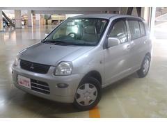 沖縄の中古車 三菱 ミニカ 車両価格 24.8万円 リ済別 平成16年 4.9万K シルバー