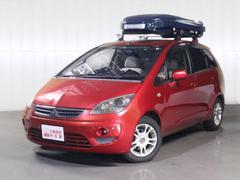 沖縄の中古車 三菱 コルトプラス 車両価格 29.8万円 リ済別 平成18年 9.5万K レッド
