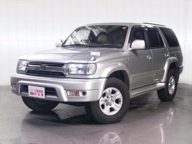 トヨタ SSR-X ワイド 本土仕入 保証付 ワンオーナー AW