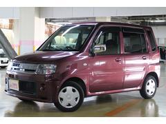 沖縄の中古車 三菱 トッポ 車両価格 39.8万円 リ済別 平成21年 8.8万K ダークレッド