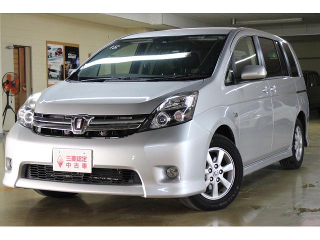 トヨタ プラタナ 三菱認定中古車保証付 7人乗 ナビ