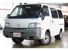 ボンゴバンDX 三菱認定中古車保証付