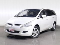 沖縄の中古車 三菱 グランディス 車両価格 34.8万円 リ済別 平成16年 7.5万K パール